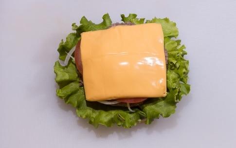 Preparazione Hamburger - Fase 5