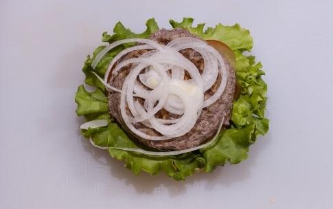 Preparazione Hamburger - Fase 4