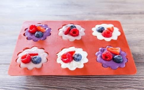 Preparazione Muffin frozen yogurt - Fase 2