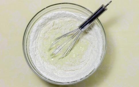 Preparazione Muffin salati piselli e salsiccia - Fase 3