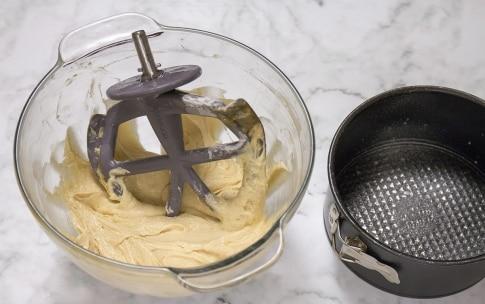 Preparazione Naked cake al caramello - Fase 1