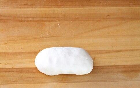 Preparazione Pasta di zucchero con il Bimby - Fase 3