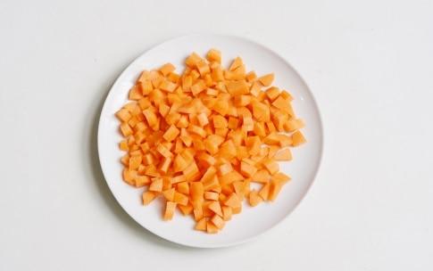 Preparazione Salad cake al salmone - Fase 2