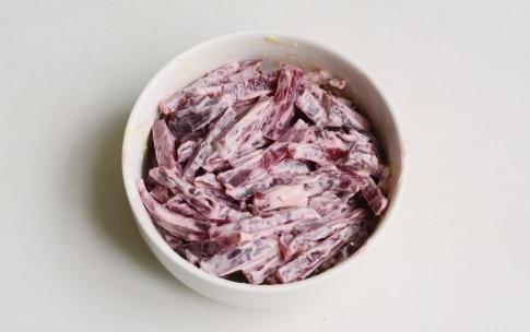 Preparazione Salad cake al salmone - Fase 4