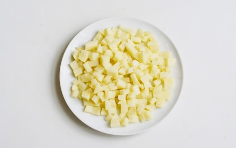 Preparazione Salad cake al salmone - Fase 1