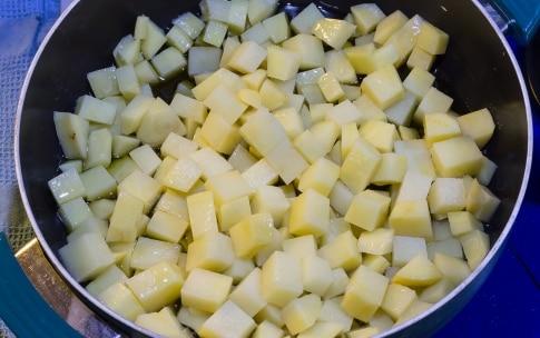 Preparazione Tortilla spagnola - Fase 2