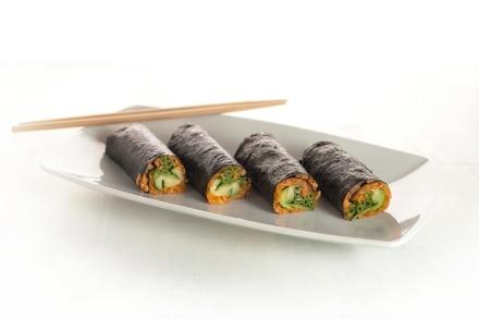Vegan rolls
