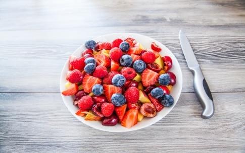 Preparazione Aspic di frutta - Fase 1