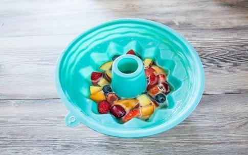 Preparazione Aspic di frutta - Fase 3