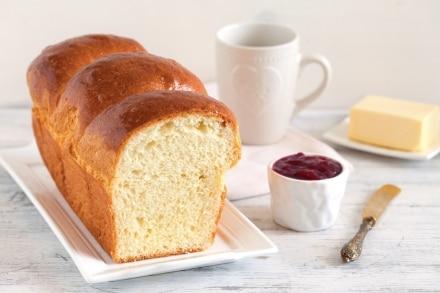 Pan brioche con il Bimby