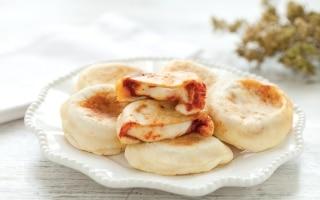 Pizzette in padella