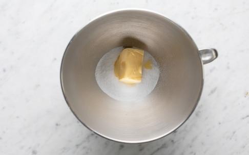Preparazione Torta di ciliegie  - Fase 1