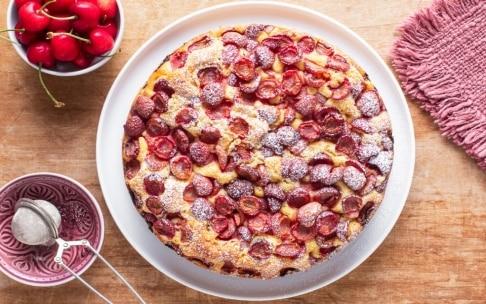 Preparazione Torta di ciliegie  - Fase 4