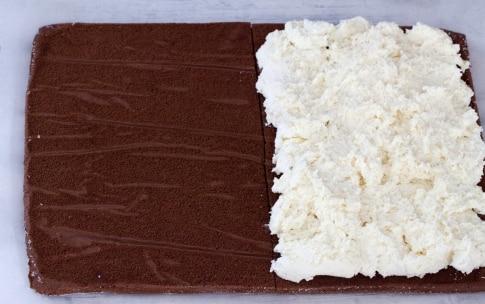Preparazione Torta fetta al latte - Fase 8