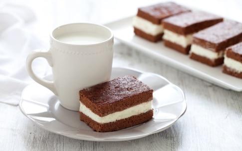 Preparazione Torta fetta al latte - Fase 9