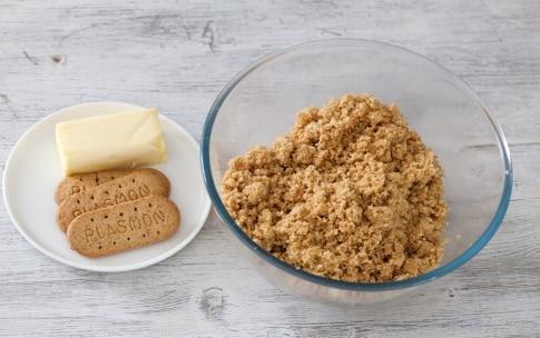 Preparazione Brownies con gelato all'amarena - Fase 1