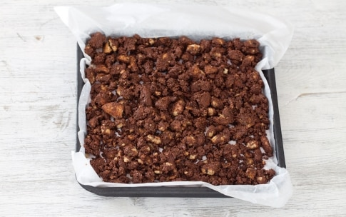 Preparazione Brownies con gelato all'amarena - Fase 3