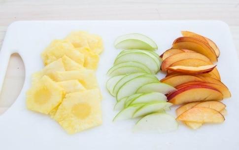 Preparazione Crostata di frutta estiva - Fase 2