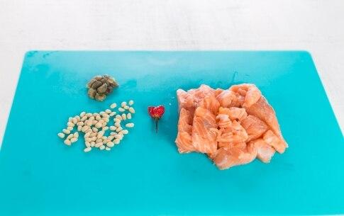Preparazione Fagottini di zucchine - Fase 1