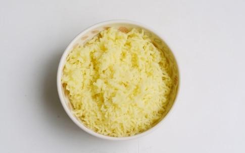 Preparazione Nidi di patate con uova - Fase 1