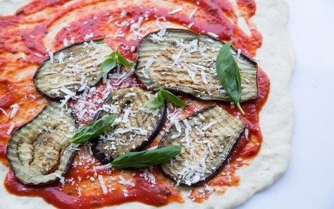 Preparazione Pizza plumcake - Fase 2