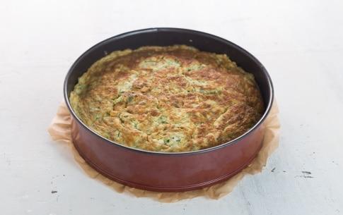Preparazione Torta di frittate - Fase 5