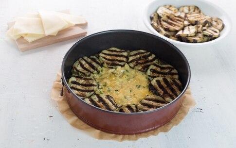 Preparazione Torta di frittate - Fase 4