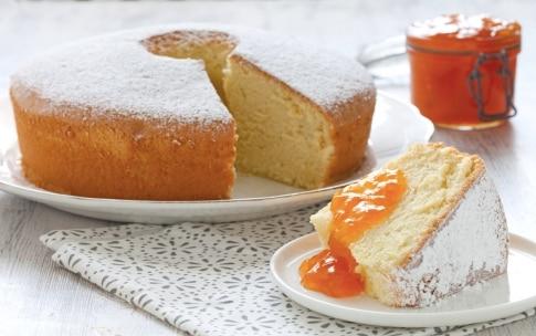 Preparazione Chiffon cake - Fase 5
