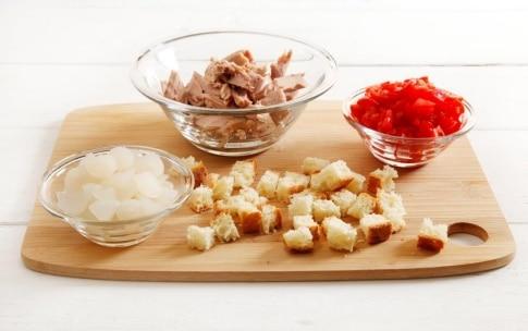 Preparazione Mozzarella ripiena - Fase 1