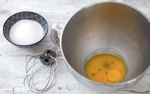Preparazione Rotolo alla Nutella - Fase 1