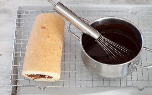 Preparazione Rotolo alla Nutella - Fase 5