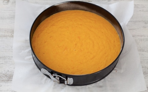 Preparazione Torta di carote - Fase 4
