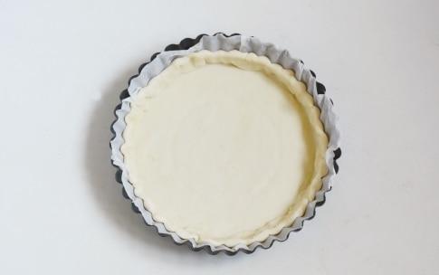 Preparazione Torta salata con pomodori - Fase 1