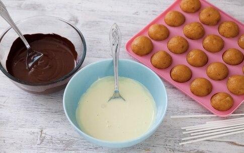 Preparazione Cake pops - Fase 2