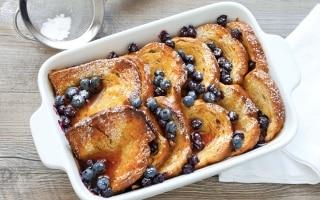 French toast al forno
