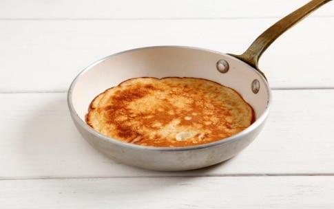Preparazione Pancake alla banana - Fase 3