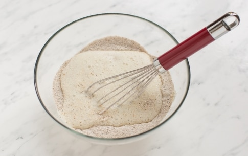 Preparazione Pancake senza glutine - Fase 2