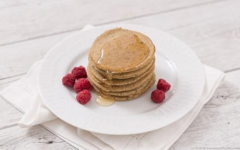 Preparazione Pancake senza glutine - Fase 4