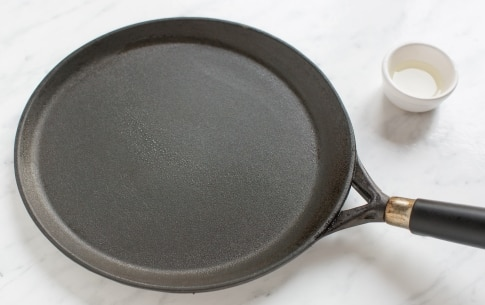 Preparazione Pancake senza glutine - Fase 3