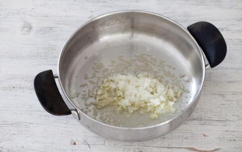 Preparazione Risotto allo champagne - Fase 1