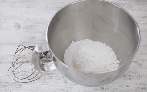Preparazione Tiramisù senza uova - Fase 1