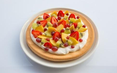 Preparazione Torta senza glutine alla frutta - Fase 4