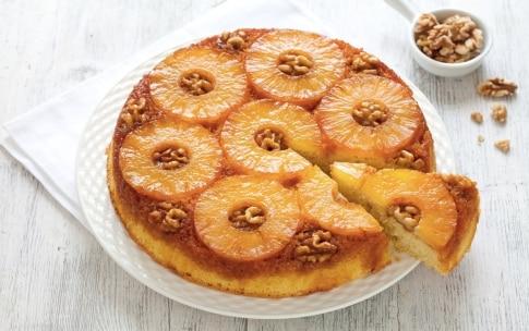 Preparazione Torta upside down all'ananas - Fase 4