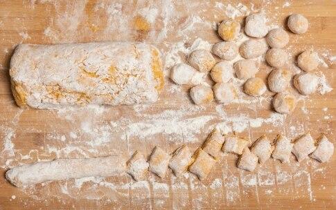 Preparazione Gnocchi di zucca - Fase 3