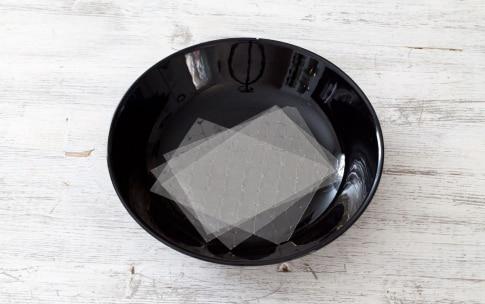 Preparazione Panna cotta al cioccolato - Fase 1