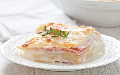 Preparazione Parmigiana di patate - Fase 6
