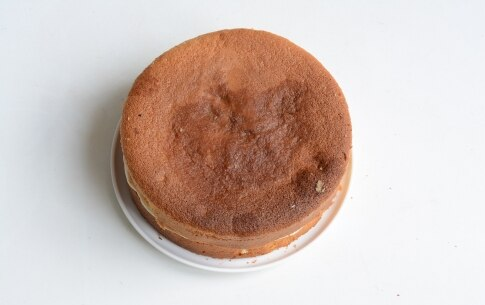 Preparazione Torta cappuccino - Fase 3
