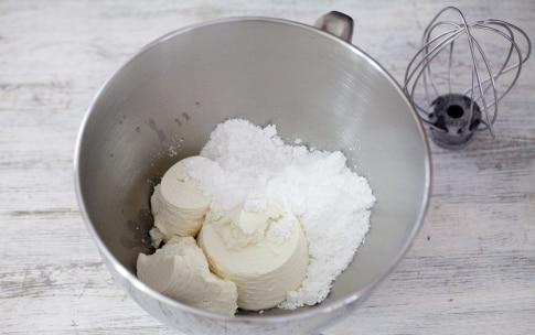 Preparazione Torta Pan di Stelle - Fase 2