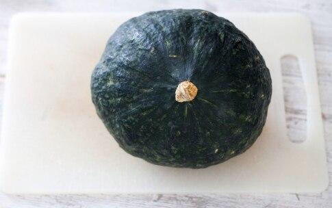 Preparazione Zucca al forno - Fase 1