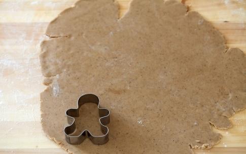 Preparazione Biscotti pan di zenzero - Fase 2